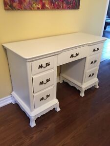 Beautiful French Provincial Vanity or Desk