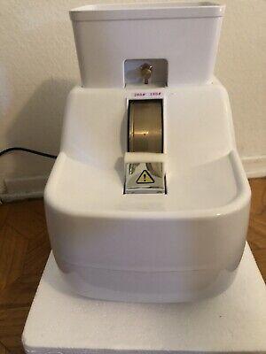 Us Seller Se110v 60hz Good Optical Hand Edger Manual Lens Grinder Quiet Dc Motor