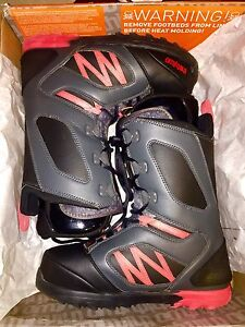 Snowboard Boots sz10 thirtytwo Happy Valley Morphett Vale Area Preview