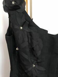 Stella black dress size 8 Yowie Bay Sutherland Area Preview