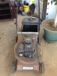 Morrison lawnmower. Working with issues Cartwright Liverpool Area Preview