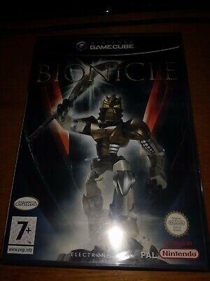 Bionicle - GameCube - Game Cube - PAL ESP España - Precintado...