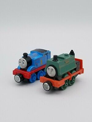 Samson + Thomas The Tank & Friends Take n Play Take Along Diecast Trains lot x2