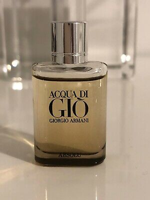 Acqua Di Gio Absolu Mini 5ml