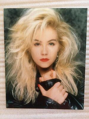 Christina Applegate,  vintage headshot publicity photo