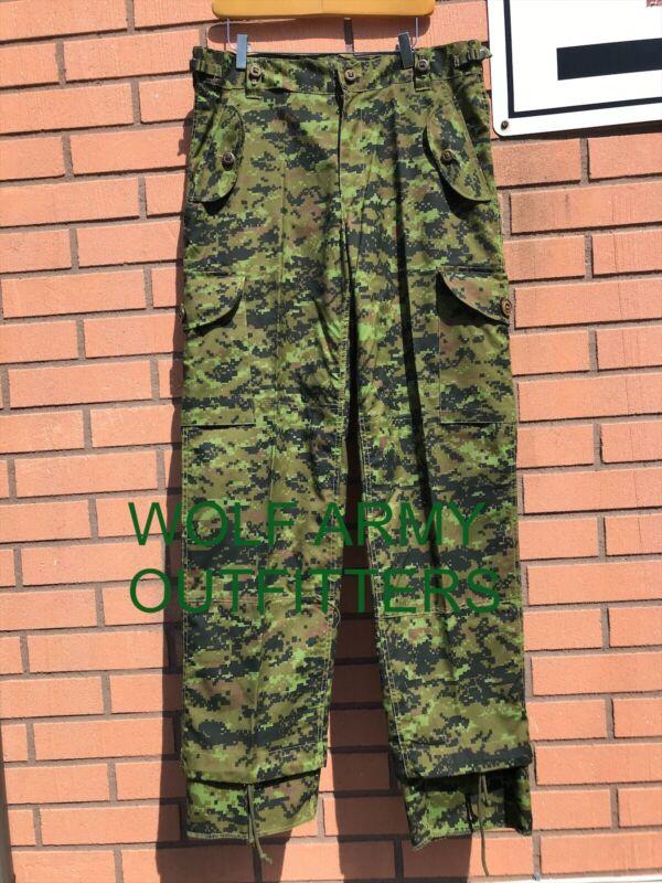 CadPat Camo Lightweight Combat Pants Medium Regular Military Style NOT Original