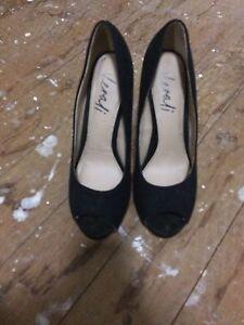 Black high heel shoes Charlestown Lake Macquarie Area Preview