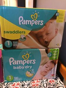 DIAPERS BRAND NEW