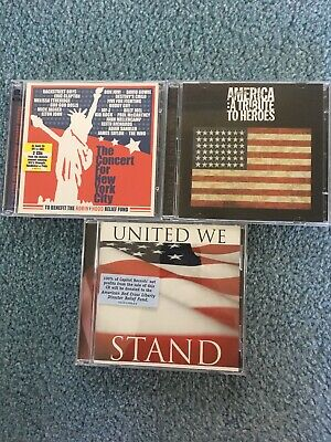 The Concert for New York City; America: A Tribute to Heroes; United We Stand