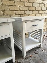 Bedside Table Pair Sandy Bay Hobart City Preview