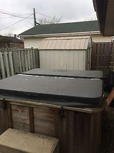 Hot tub cover 80x80