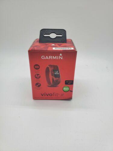 Garmin Vivofit Jr. Activity Tracker Broken Lava