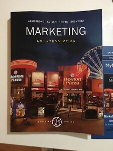 Marketing an introduction (including unused access code)