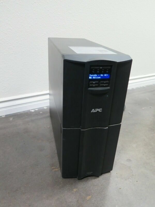 APC Smart UPS 3000 Working Condition