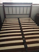 Double Bed Frame Engadine Sutherland Area Preview
