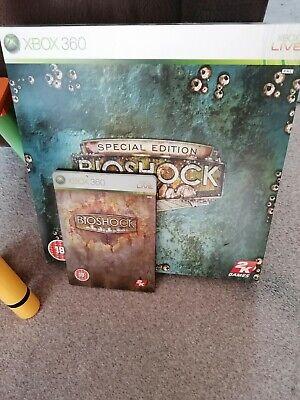 Bioshock 2 Special Edition Xbox 360 New