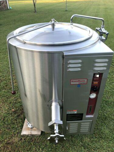 Southbend SteamMaster Jacketed Steam Kettle Model#: KSLG-40E Natural Gas Xelent!