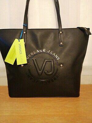 Versace Jeans Hand Bag Tote Bag Messenger Designer Brand New