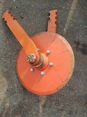 Asphalt Cutter Roller Heavy Duty Scarifier Mount Asphalt Cutter