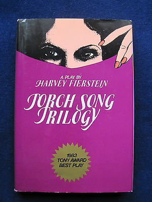 Harvey Fiersteins Torch Song Trilogy   Signed By Estelle Getty   Cast