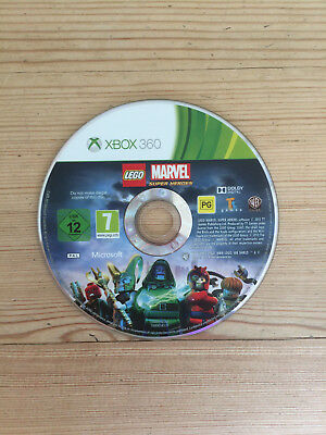 LEGO Marvel Super Heroes for Xbox 360 *Disc Only*