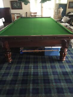 Immaculate Full Size Billiards / Pool Table
