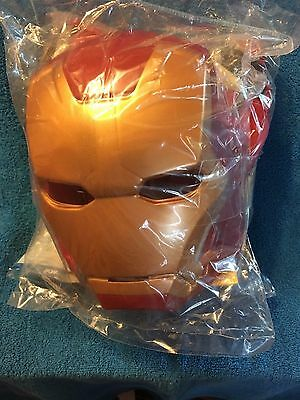 Rubies Marvel Avengers Age of Ultron Iron Man Boys Large 10/12  #620194  New