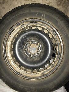 215/65/16 winter tires( fit volvo xc70)