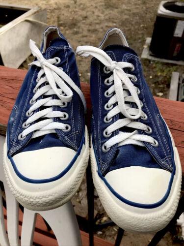 Vintage Converse Chuck Taylor All Star Low USA  Rare 9 Mens