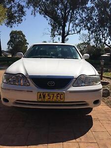 Auto 2005 Toyota Avalon Sedan Macquarie Fields Campbelltown Area Preview