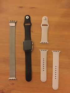 iWatch Apple Series 1 - 38 MM. No scratches, mint condition