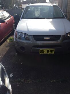 2008 Ford Territory  6 months Rego Auburn Auburn Area Preview