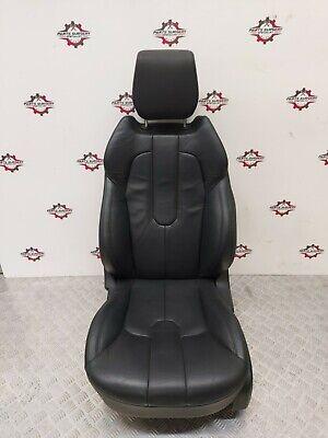 RANGE ROVER EVOQUE L538 FRONT LEFT PASSENGER SIDE INTERIOR FULL LEATHER SEAT