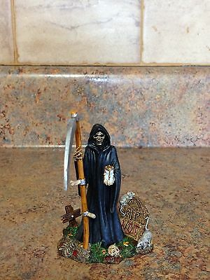 DEPARTMENT 56 THE GRIM REAPER COLLECTIBLE FIGURINE 56.810636