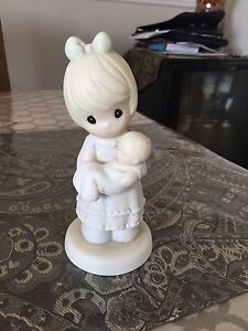 Precious Moments Baby Birth Delivery Figurine
