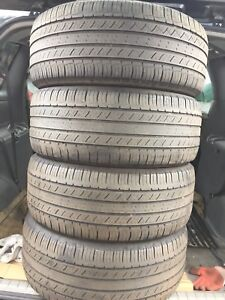 4-235/50R18 Michelin Latitude all season