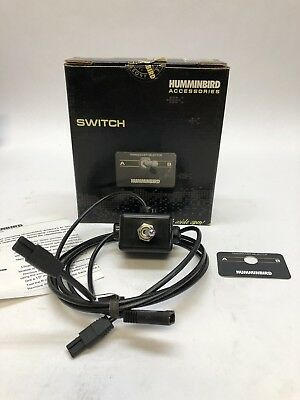 NOS HUMMINBIRD #439051 SS1-6 TRANSDUCER Switch - Fishfinder
