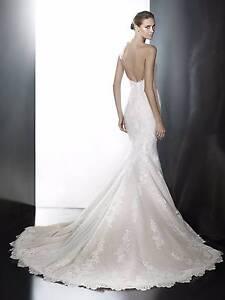 """Pronovias """"Princia"""" Wedding gown- current season size 8-10 Pymble Ku-ring-gai Area Preview"""