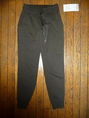 Lululemon WARM DOWN JOGGER DARK OLIVE SZ 4 NWT