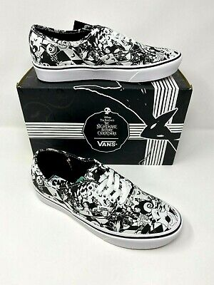 Vans x Nightmare Before Christmas Authentic Checker ComfyCush Mens 12 ()