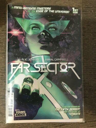 Far Sector 1 NM DC comics 2019 1A first 1st print Young Animal Green Lantern