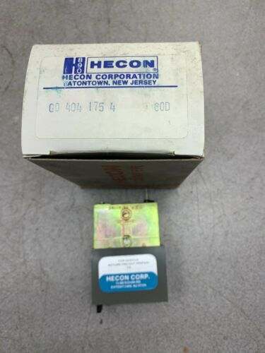 NEW IN BOX HECON COUNTER G0 404 175 4