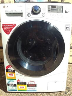 LG 8.5/4.5kg steam inverter direct drive washer dryer combo rrp$1999 Beecroft Hornsby Area Preview