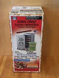 Little Chief Front Load Smoker House