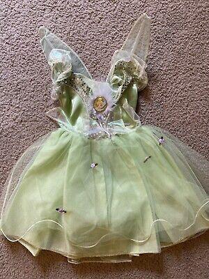 Tinkerbell Halloween Costume 4-6X