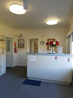 Room for rent in our McCrae clinic