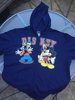 Disney Navy Blue Hoodie. Size 42/44