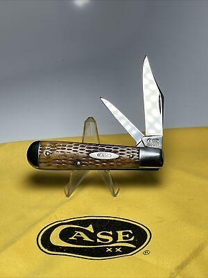"RARE VINTAGE WHITE HOUSE GREENBONE KNIFE Nice CASE TESTED 6299"" 1920'S NR MINT"