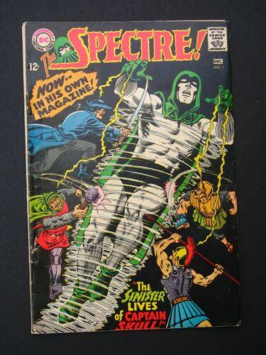 The Spectre! #1 F 1967  Mid Grade Silver Age DC Comic