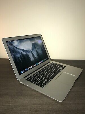 2012 MacBook Air, 13 Inch, Silver, 256 GB, 8 GB RAM, Used, Good/Great Condition